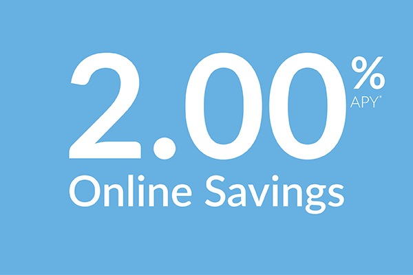 First Foundation Bank 2.00% APY* Online Savings account